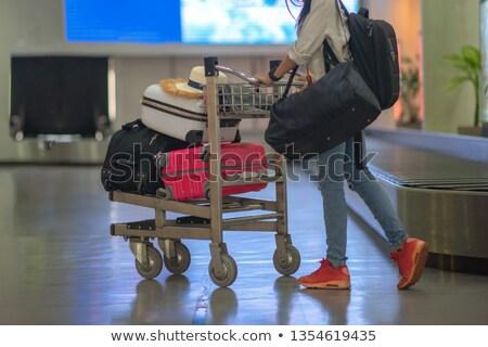корзины многие отель службе праздник Сток-фото © c-foto