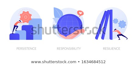 Resilient And Determined Stock photo © Lightsource