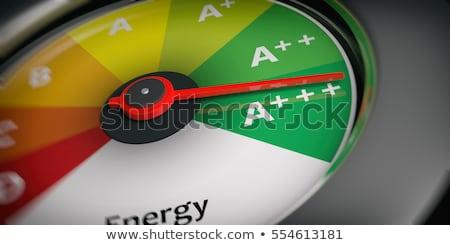 energy efficiency Stock photo © flipfine