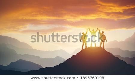 Journey Success Stock photo © Lightsource