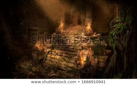 Altes Bach Denkmal Stock photo © claudiodivizia