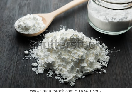Stock photo: Starch