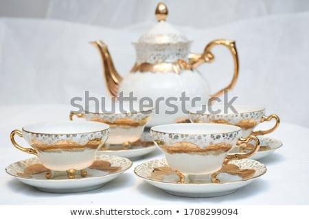 Tea Ware Stock photo © yuyu