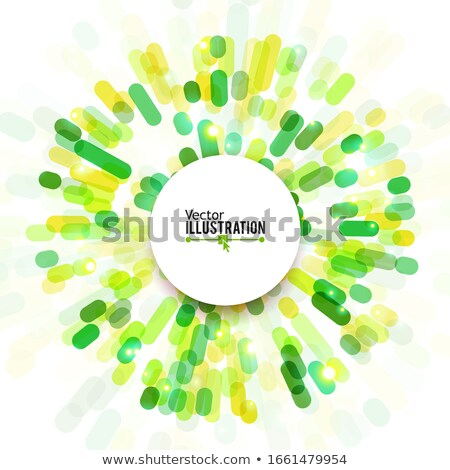 abstract artistic birthday explode Stock photo © pathakdesigner