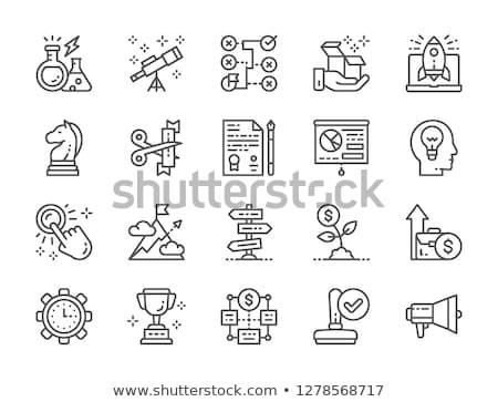 Corrective Strategy Stock photo © Lightsource