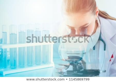 Zaawansowany wzoru natychmiastowy łatwe rozwiązanie czerwony Zdjęcia stock © kentoh