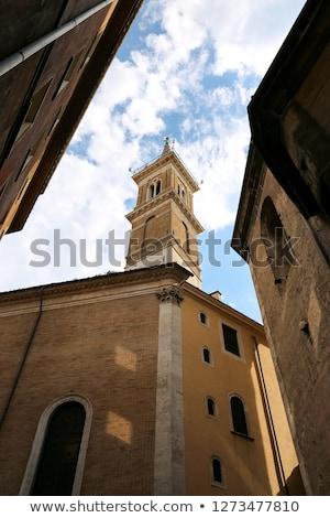 Santa Maria dell Anima church in Rome Stock photo © boggy