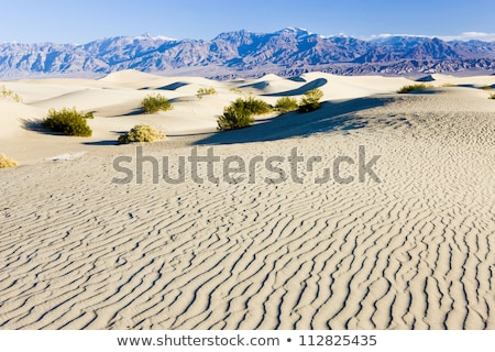 çöl ölüm vadi muhteşem ışık Stok fotoğraf © meinzahn