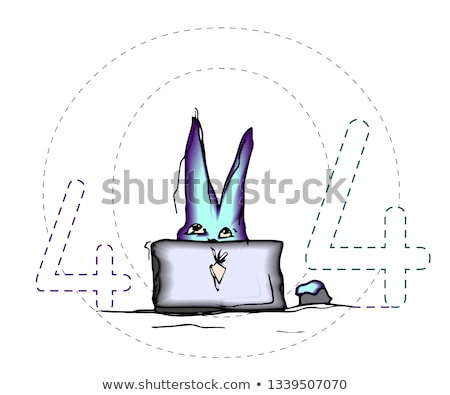 Día web maestro ups error 404 Foto stock © softulka