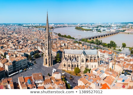 Center historical Bordeaux Stock photo © FreeProd