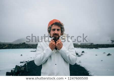 wild middle aged man travel stock photo © toyotoyo
