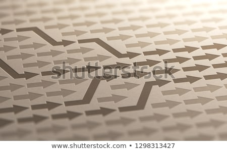 Convergence Background, Converge Toward Objective Stock photo © olivier_le_moal
