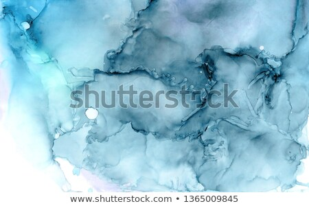 Creative oil painting duotone abstract background. Stock photo © artjazz