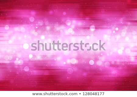 lovely soft background with circular bokeh lights Stock photo © SArts