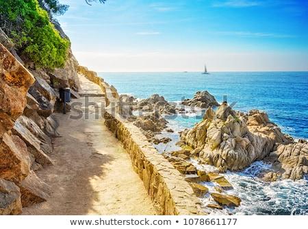 Lloret de Mar (Spain) Stock photo © vladacanon