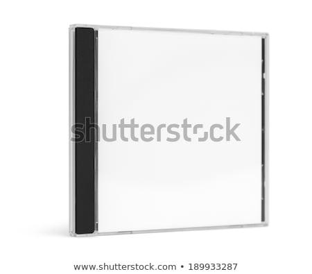 Cd 場合 孤立した 画像 白 ビジネス ストックフォト © HypnoCreative