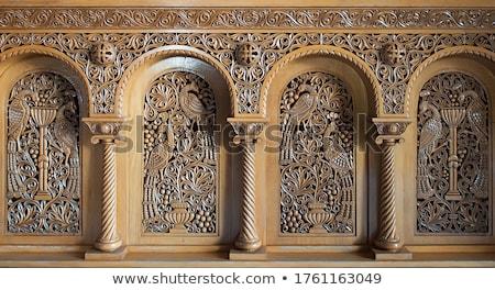 bazilika · ünlü · kilise · Floransa - stok fotoğraf © koufax73