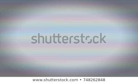flickering tv screen stock photo © sirylok