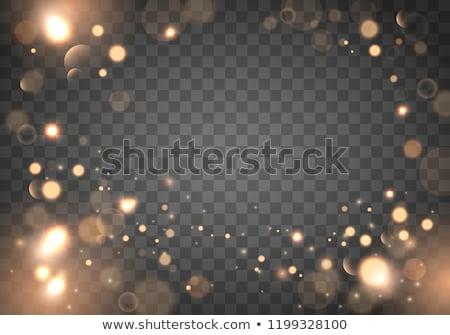 Bokeh effect  Stock photo © Nneirda