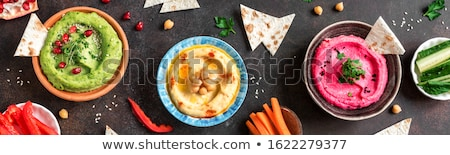 Hummus Stock photo © Merlot