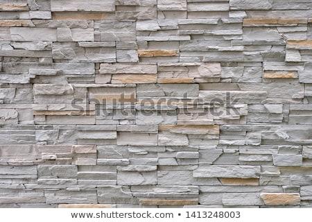 Striped natural stone Stock photo © Ximinez