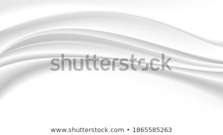 beautiful soft waves and ripples stock photo © morrbyte