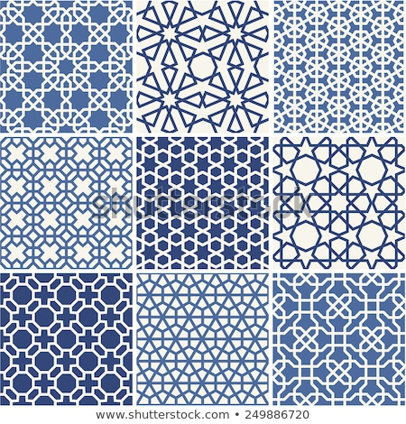 Modèle ramadan arabe Asie Photo stock © popaukropa