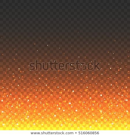 fiamma · realistico · fuoco · isolato · trasparente - foto d'archivio © beholdereye