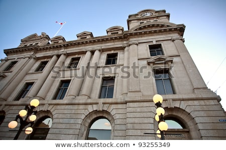 Moose Jaw City Hall in Saskatchewan Stock photo © pictureguy
