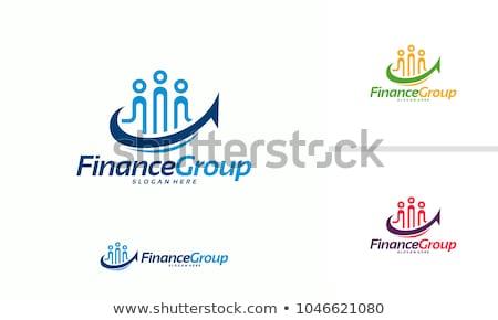 Бар форуме логотип шаблон дизайна вектора Сток-фото © gunaonedesign