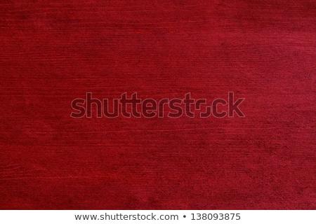 Texture rosso legno grunge design Foto d'archivio © ivo_13