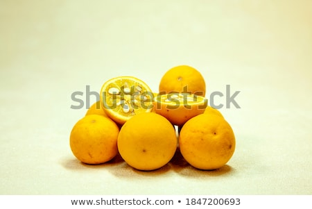 group of halved oranges Stock photo © Digifoodstock