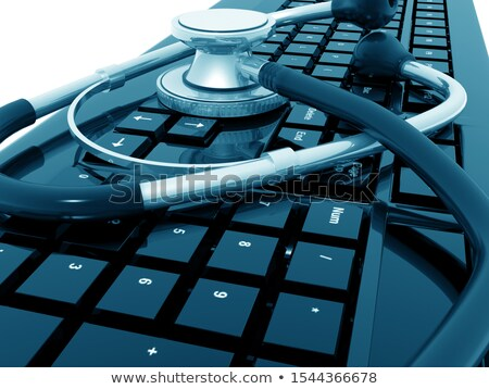 Assurance Services - the Green Keyboard Button. 3D. Stock photo © tashatuvango