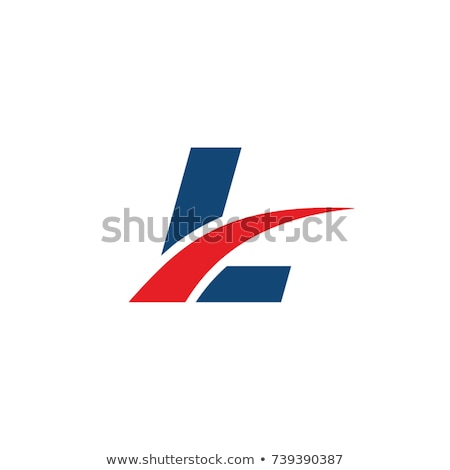 red letter l logo set logotype l vector icon design Stock photo © blaskorizov