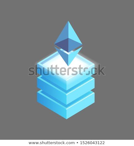 Ethereum Open-Source, Public Blockchain Platform Stock photo © robuart