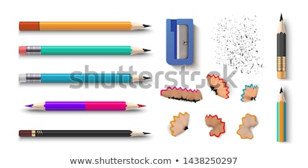 lijn · kunst · vector · doodle · cartoon - stockfoto © olllikeballoon