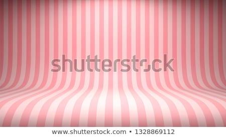 Vacío rosa estudio habitación interior limpio Foto stock © olehsvetiukha