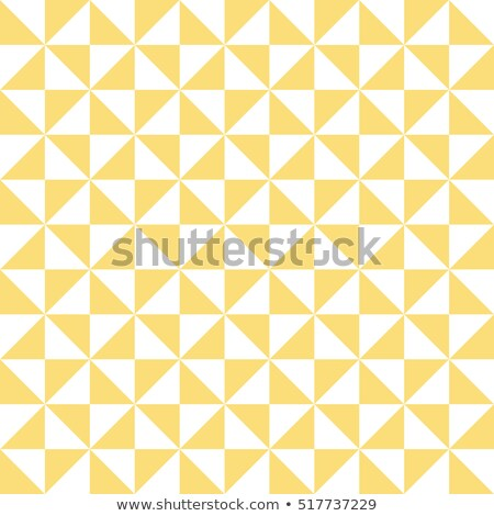 Pixel triangles seamless vector pattern. Stock photo © yopixart