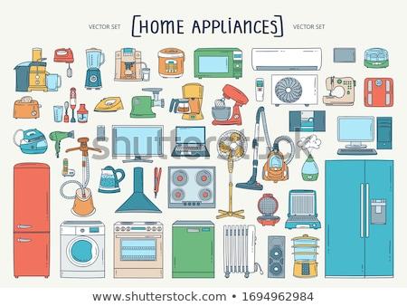 limpador · de · janelas · handyman · negócio · carro - foto stock © patrimonio