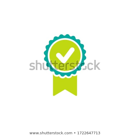Garantir vecteur élevé Photo stock © robuart