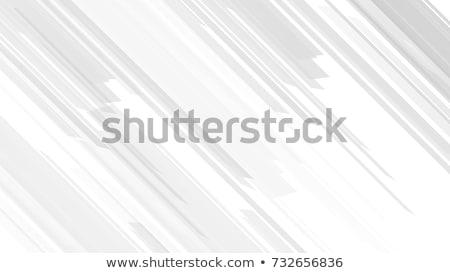 Blanche gris diagonal lignes résumé wallpaper Photo stock © SArts