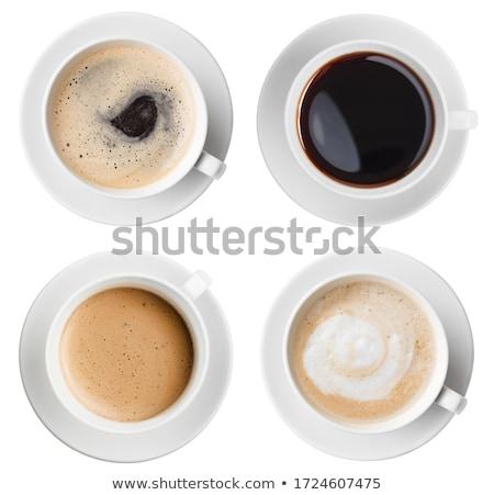 Pires divertido café fundo cozinha Foto stock © RuslanOmega