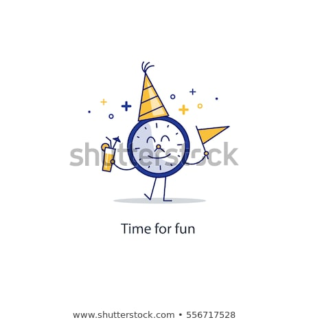 Time For Holidays Clock stock photo © kbuntu