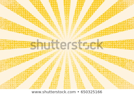 Stock photo: abstract retro background
