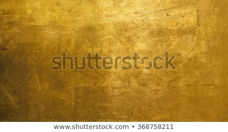 Laiton surface résumé industrielle or acier Photo stock © leeser