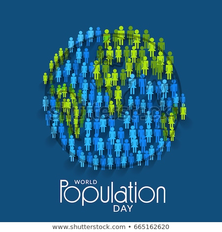 World Population Stock photo © xedos45