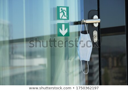 Suspended Door Stock photo © blanaru