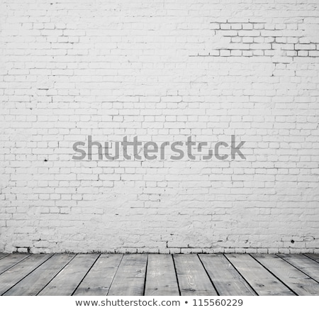 White brick wall texture closeup background. Stock photo © Leonardi