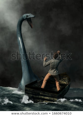 ボート · 家 · 川 · 水 - ストックフォト © sniperz