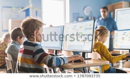 schoolchildren Stock photo © photography33